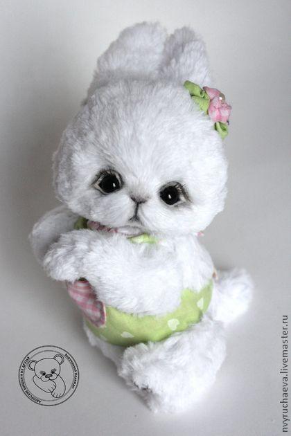 Мишки Тедди ручной работы. Ярмарка Мастеров - ручная работа Розочка. Handmade.