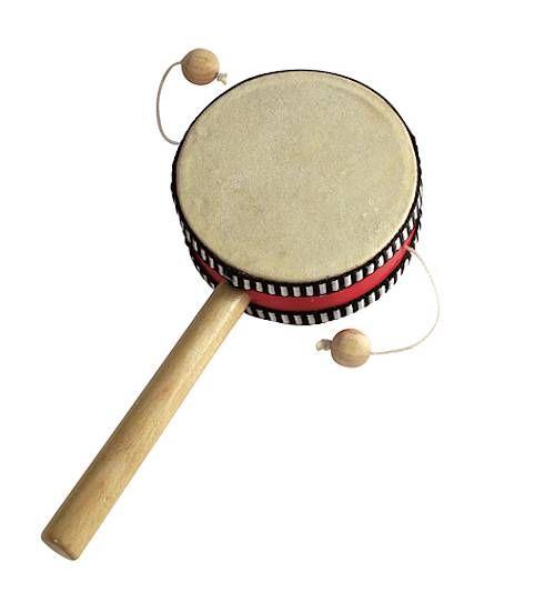 Monkey Drum Percussion Instrument