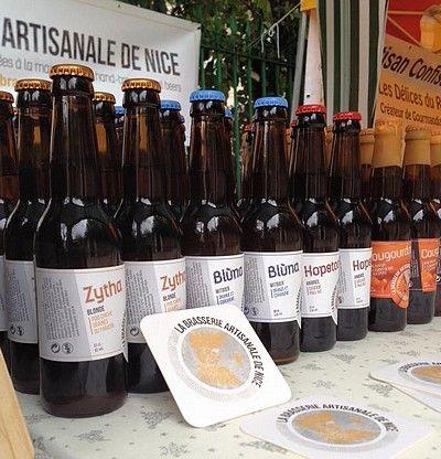 La #Brasserie #Artisanale de #Nice : des #bières 100% niçoises