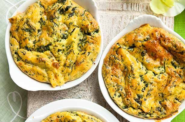 Cheese and spinach pasta bake recipe - goodtoknow