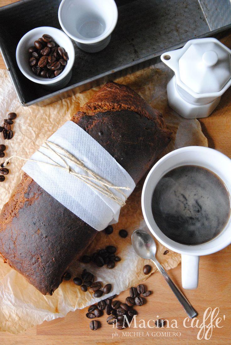 Banana& Coffee bread http://ilmacinacaffe.blogspot.it/2017/02/banana-coffee-bread.html