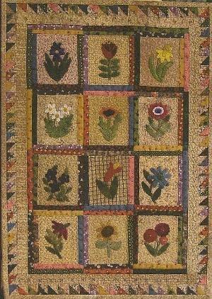 Primitive Applique Patterns Free | Primitive Folk Art Wool ...