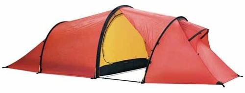 Swedish 'Tunnel Tent'