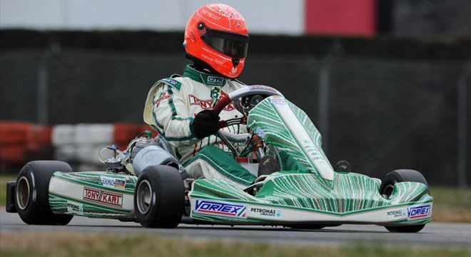 Michael Schumacher Kembali Ke Dunia Balap #autonews #bosmobil #fyi