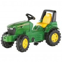 John Deere 7930 Ride On Tractor  Suitable For 3 + Years