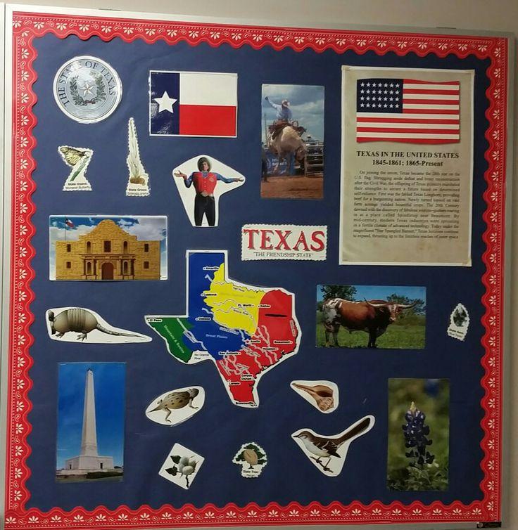 Texas History Classroom Decorations ~ The best history bulletin boards ideas on pinterest