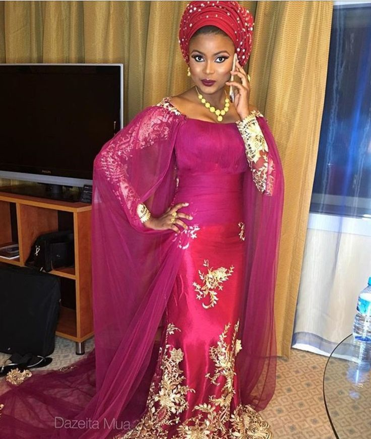 15 Beautiful Bride Traditional Dresses That's Look Glamorous On All Sorts Of Brides -To-Be - Ankara collections brings the latest high street fashion online