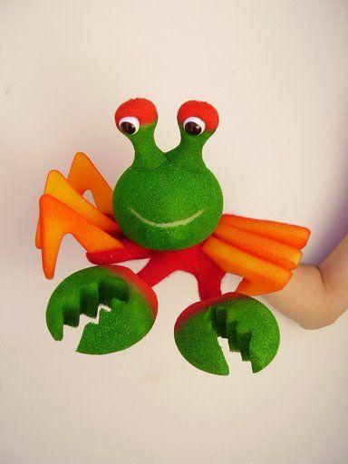crab glove