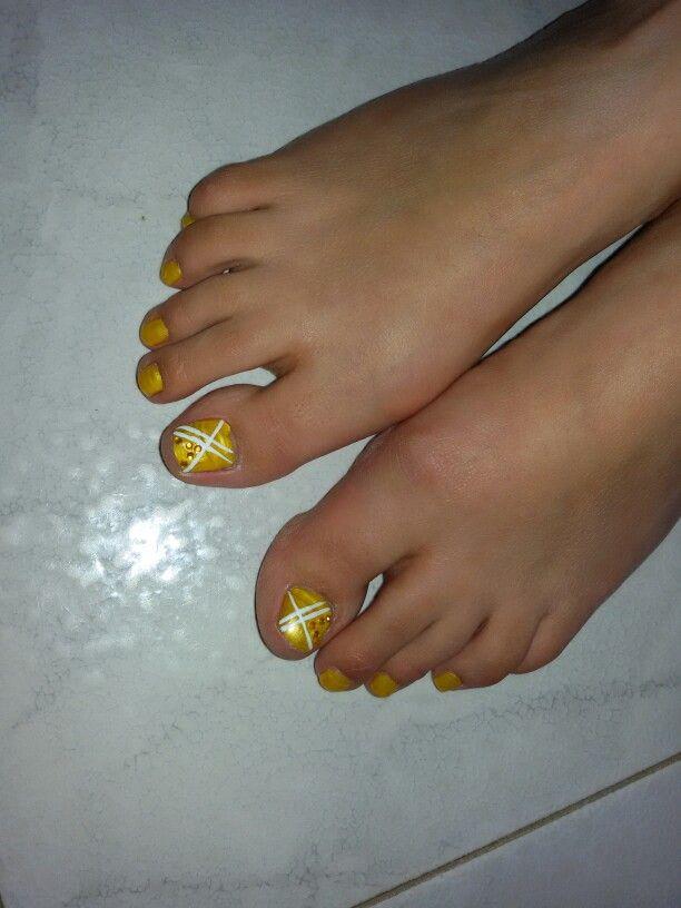 #nails #nailart #pedicure