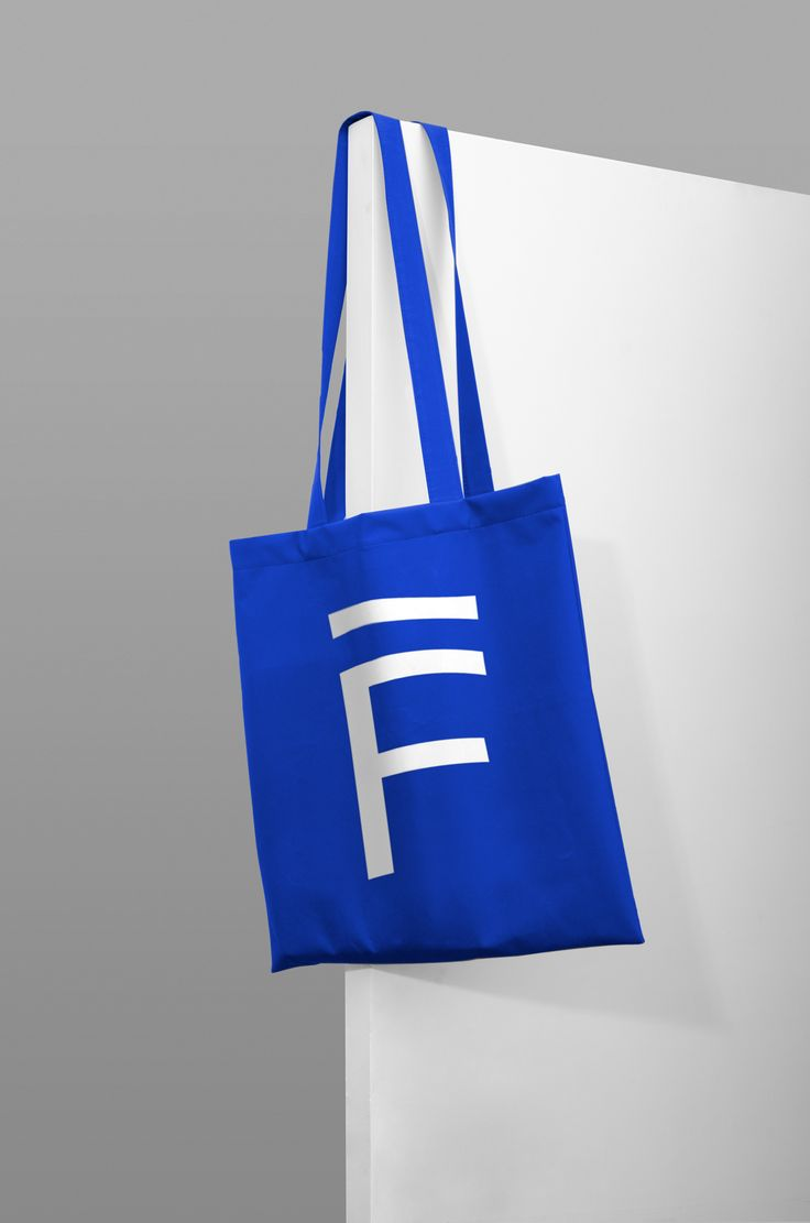 Brand identity and tote bag for UK based Fathom Architects by dn&co.