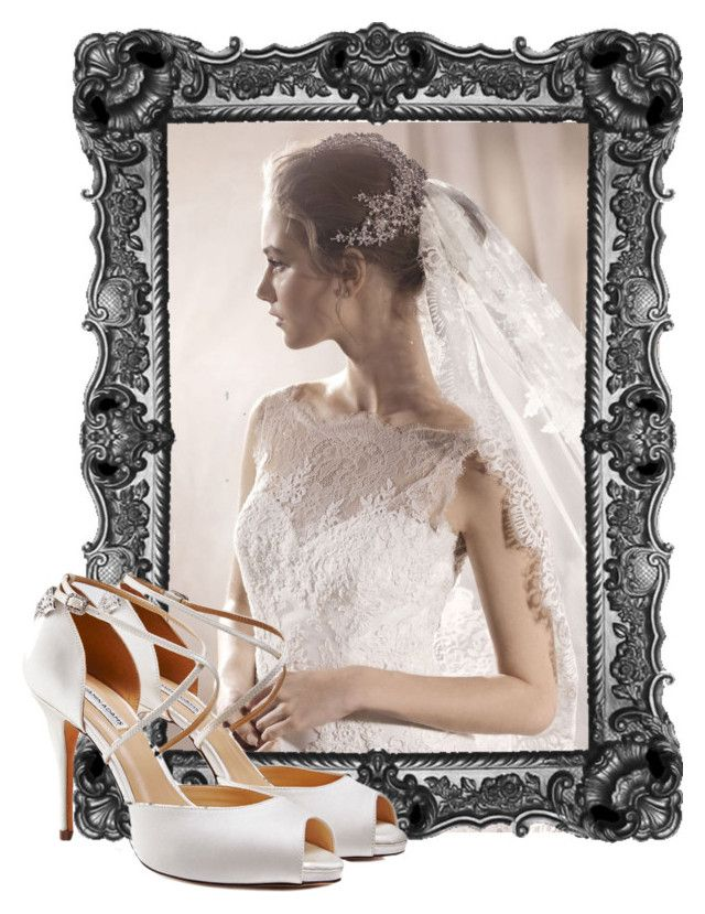 wedding day by wedding-shoes-and-accessories on Polyvore