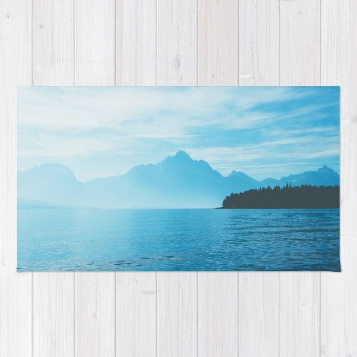 Sail Away With Me Rug by Mixed Imagery | Society6