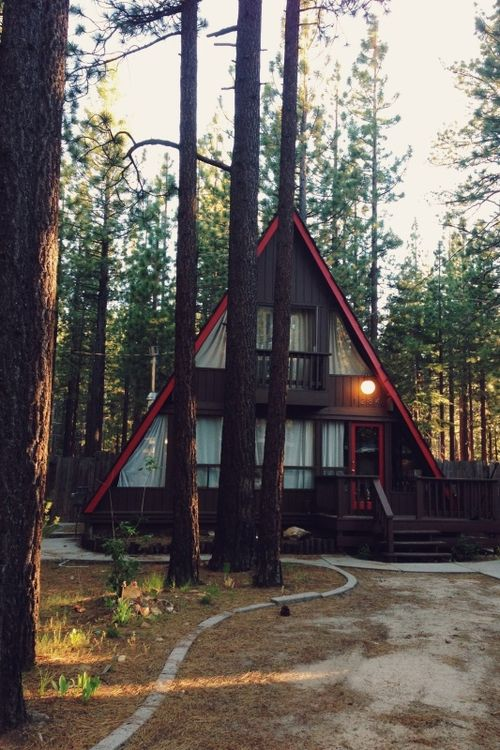 A Frame Cabin Contemporary House Plan 90603: 1000+ Ideas About Tahoe Cabins On Pinterest