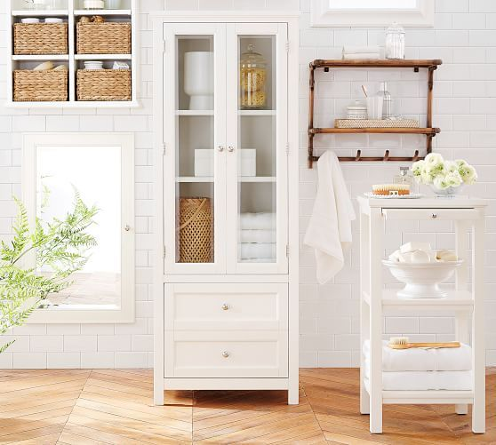 Classic Linen Closet Linen Closet Wall Mounted Shelves Wall Storage Cabinets