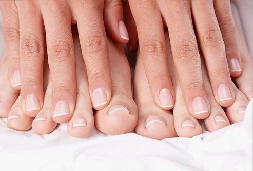 Healthy Nails & Feet Healthy Body