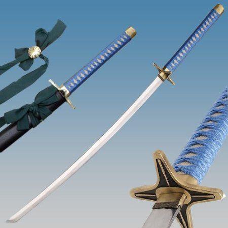 Hitsugaya Hyourinmaru Zanpakuto Bleach Sword