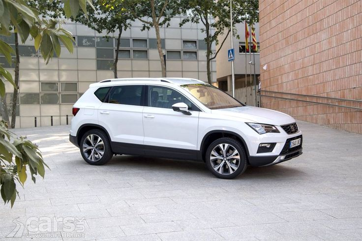 The new SEAT Ateca SUV - SEAT's first foray in to the huge SUV sector - has acquired residual value ratings of up to 59 per cent after three years.