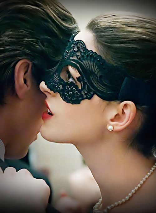 Anne Hathaway as Catwoman <3 <3 <3