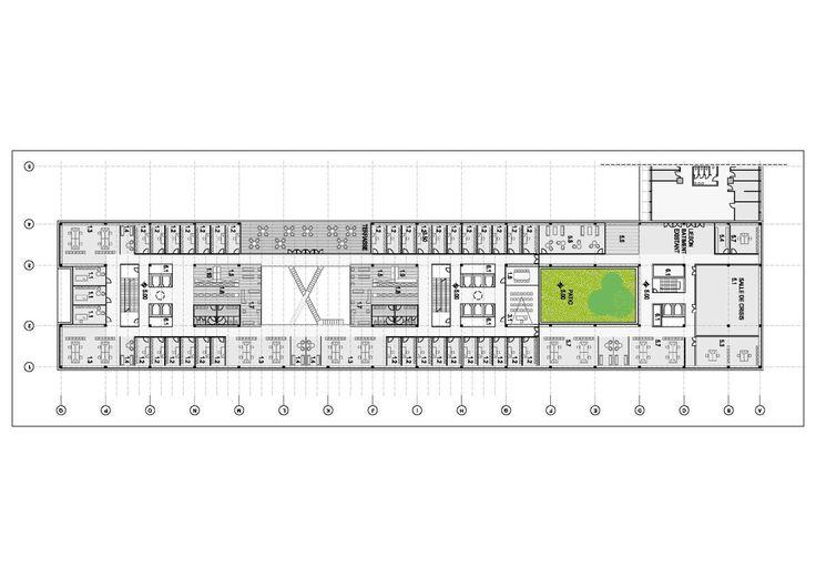 AZC Atelier Zündel Cristea · Extension of the WHO headquarter · Divisare