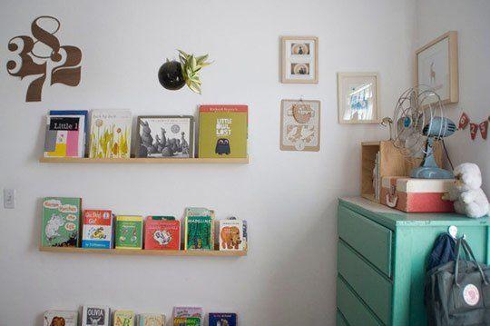 etsy Sleepy King | Henry's Very Vintage Nursery Nursery Tour | Apartment Therapy