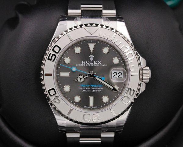 ロレックス時計スーパーコピー ヨットマスター ロレジウム 37