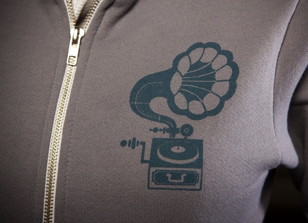 Personal Mono. I like the hoody.