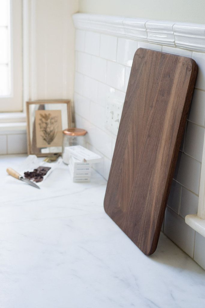 Black Walnut Cutting Board | QUITOKEETO