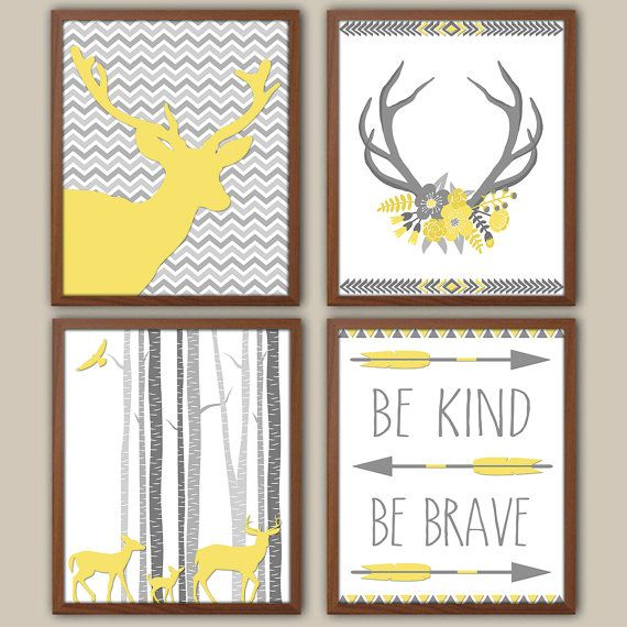 This girls tribal wall art print set is contemporary in style & would be the perfect finishing touch to your nursery or playroom decor.    ★ PRINTS