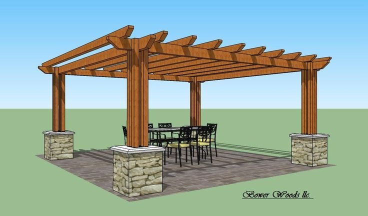 Pergola Pictures | City Of Klamath Falls Planning Division Administrative Review