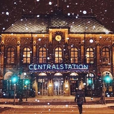 Gothenburg Central Station, dating back to the 19t…