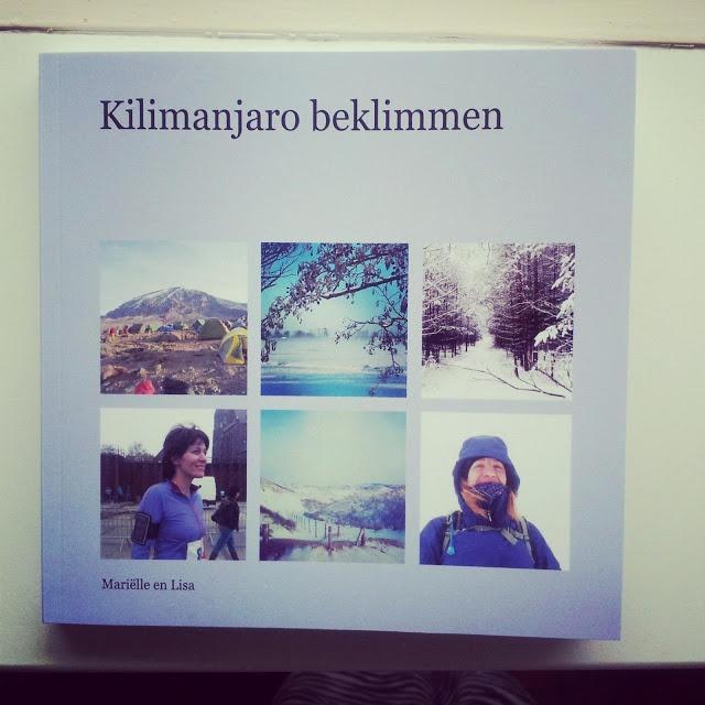 Blogboek www.kilimanjaro-uhuru.blogspot.nl