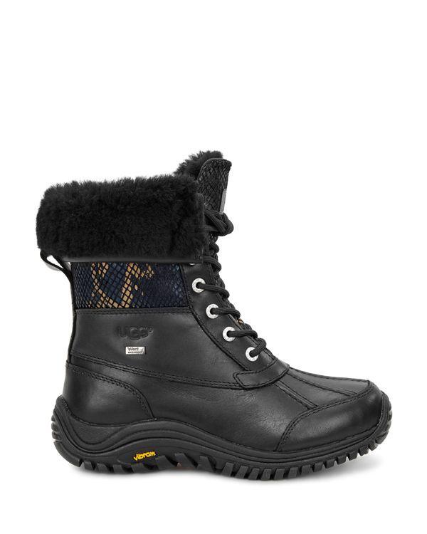 Ugg Adirondack Ii Booties