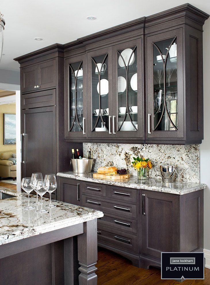 Kitchens | Jane Lockhart Interior Design. Gray CabinetsKitchen CabinetsCustom  CabinetryCabinet ...