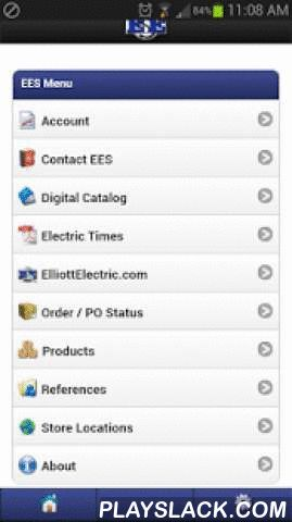 Elliott Electric  Android App - playslack.com ,  The Elliott Electric app is a great resource for Elliott Electric Supply customers and employees. Stay tuned for more updates and features to come! If you have a suggestion for a feature you'd like to see please let us know. We're committed to making our app the best in the industry. General Features================+ Locate the nearest Elliott Electric Supply location+ Contact information for sales, account info, or our helpdesk + Links to…