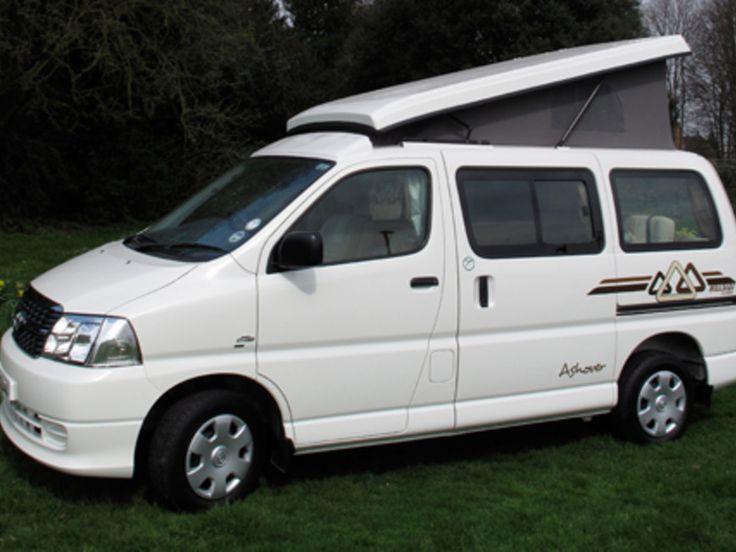 2010 Hillside Leisure Ashover CS Best HiTop Van Conversion Shortlisted