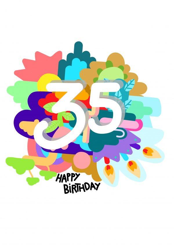 Happb Birthday   35 | Birthday Cards / Happy Birthday