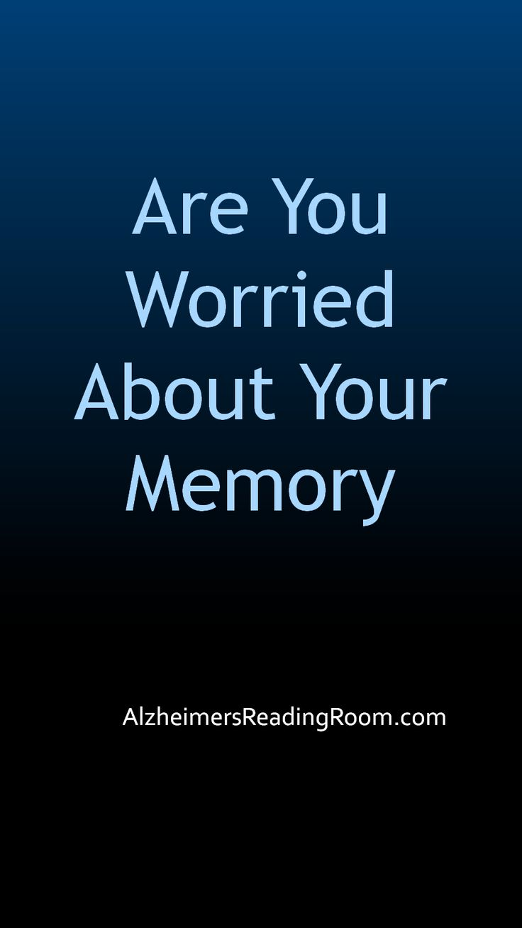 Test Your Memory for Alzheimer's (5 Best Memory Tests). http://www.alzheimersreadingroom.com/p/test-your-memory-for-alzheimers-5-best.html    This is a list of the best free memory tests for Alzheimer's and dementia backed by reputable co. I am worried