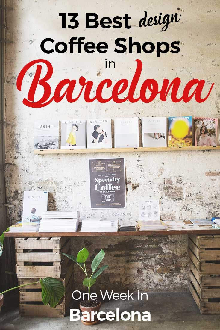 Here is the list of my 13 best coffee shops in Barcelona. All coffee shops are hand picked and personally visited. All of them are perfect for location-independent workers. However, a few of them do not offer WiFi. Yet, I love to come here to work on new articles – just like this one!