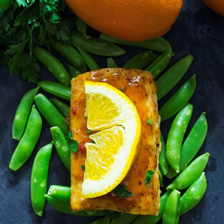 baked mahi mahi with citrus glaze with images  baked