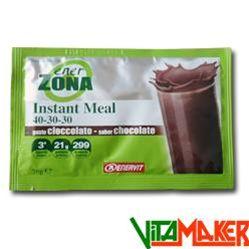 Instant Meal by Enerzona. Pasto sostitutivo dimagrante e nutriente.  #proteine #fruttosio #integratori #vitamaker #dimagrante #zona #403030