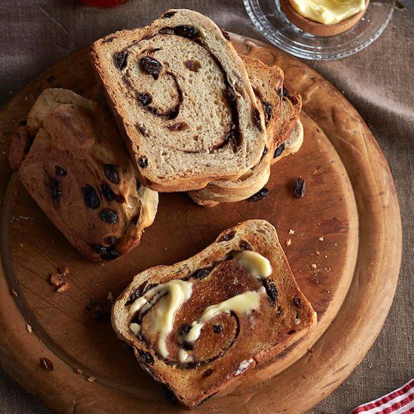 Slow cooker cinnamon-raisin bread recipe - Chatelaine