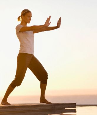 Stress-Relieving Workouts - Tai Chi
