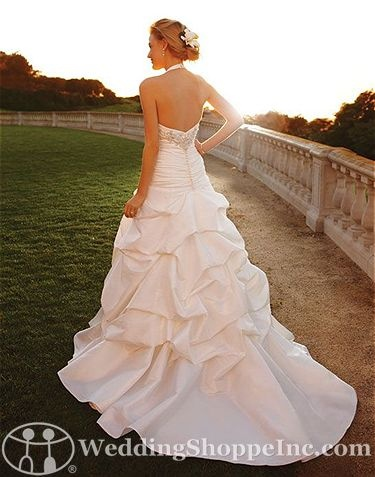 Casablanca Bridal Gown 2054 $965.00