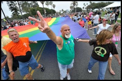 The demographics of the city are extremely diverse economically, racially and in sexual orientation, in fact, a 2000 USA Today report named Long beach the most diverse large city in the world.   Gay.net - Long Beach Gay Pride - May 18-20, 2012