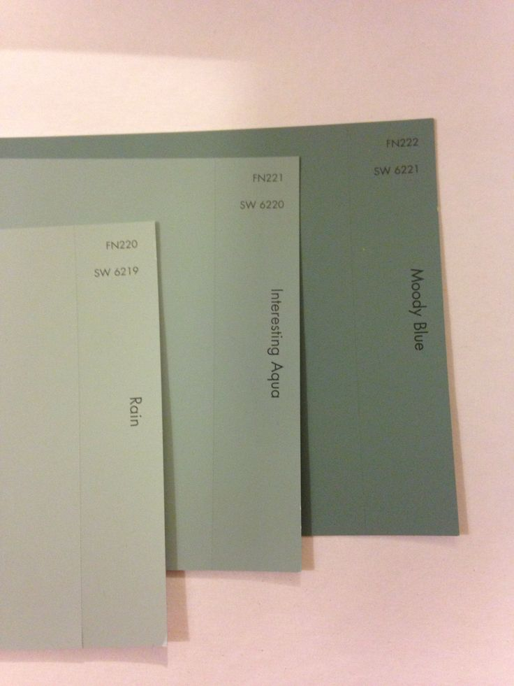 Sherwin Williams Paint Colors Moody Blue Interesting Aqua