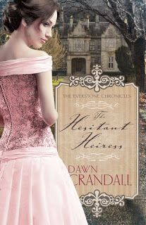 A Holland Reads: The Hesitant Heiress by Dawn Crandall - Review