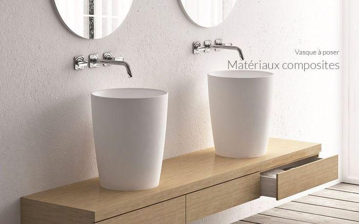 20 best Salle de bains / Vasques images on Pinterest Bathroom