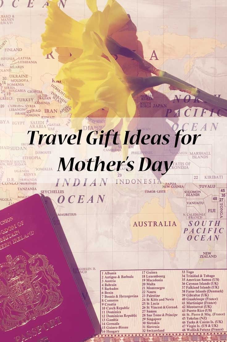 Travel Gift Ideas For Mothers Day