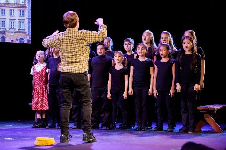 Brundibar chorus