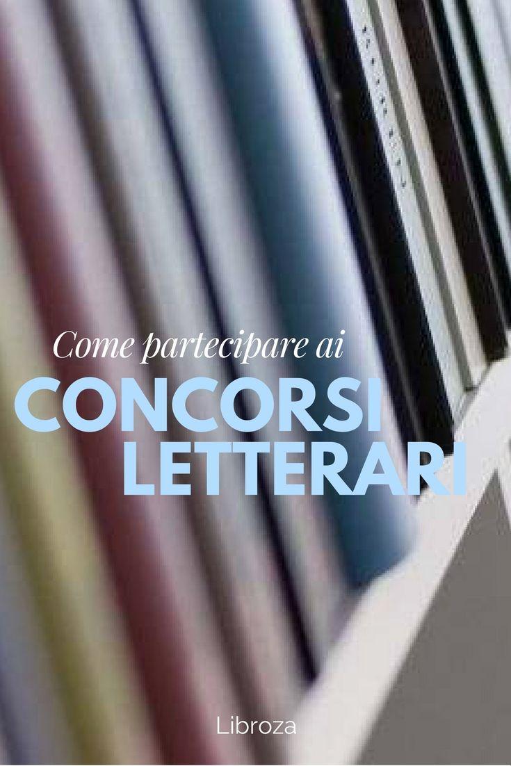 Come partecipare ai concorsi letterari - Libroza.com